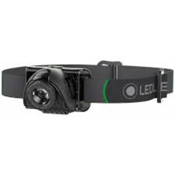 Led Lenser MH6 - fejlámpa USB-ről tölthető Litium akkuval