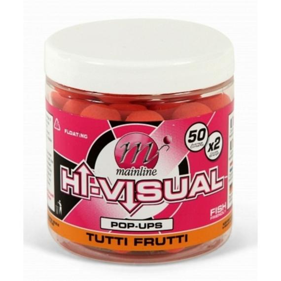 """Mainline High Visual Pop-ups Tutti Frutti - lebegő pop-up 15mm """"gyümölcsös"""" ízesítésben"""