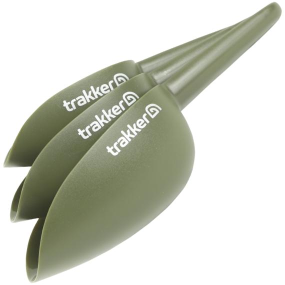 Trakker Bait Scoop Set - etetőkanál szett 3 db