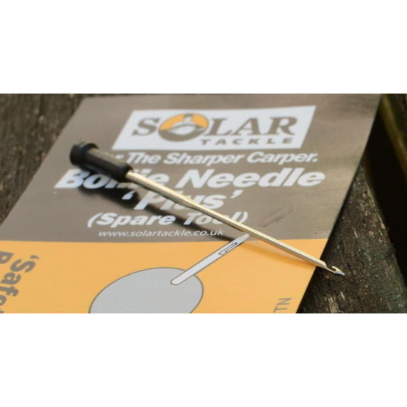 Solar Tackle Boilie Needle Plus - fűzőtű