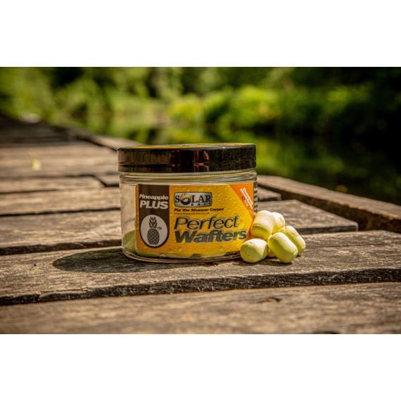 Solar Bait Wafters 16mm Pineapple-N-Butyric - kiegyensúlyozott horogcsali