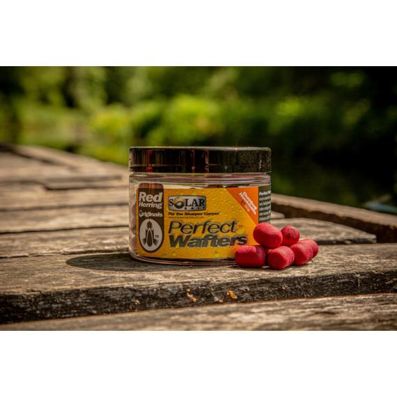 Solar Bait Wafters 16mm Red Herring - kiegyensúlyozott horogcsali
