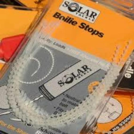 Solar Tackle Boilie Stops - bojli stopper