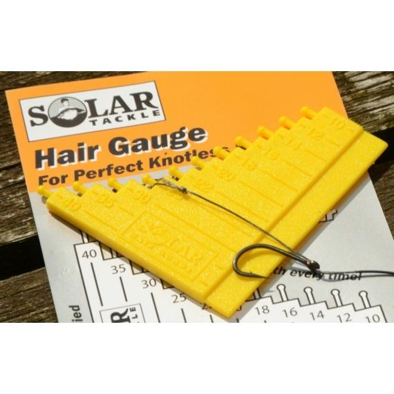 Solar Tackle Hair Gauge - hajszálelőke mérő
