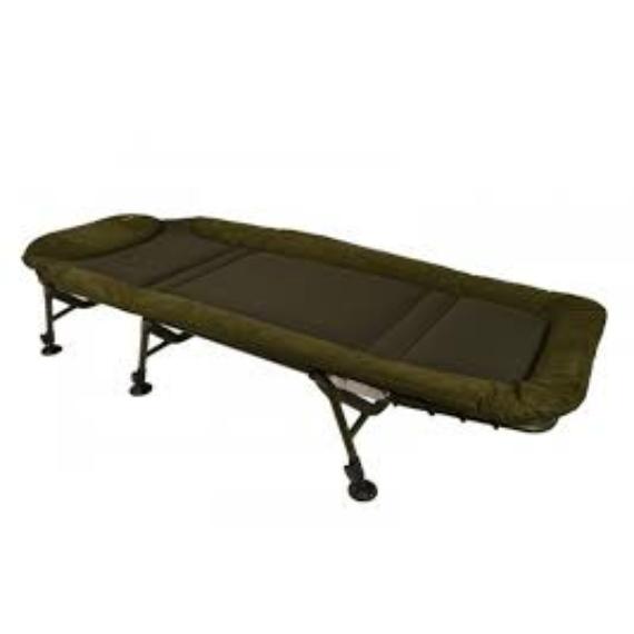 Solar Tackle SP C-Tech Bedchair Wide (Includes Detachable Bag) - extra széles horgászágy leszerelhető táskával