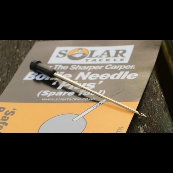 Solar Tackle Spare Boilie Needle - vékony fűzőtű