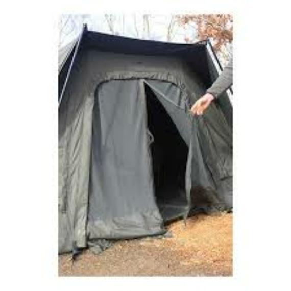 Solar Tackle Spider Bivvy Mag-Lock Door - mégneses szúnyogháló sátorpanel