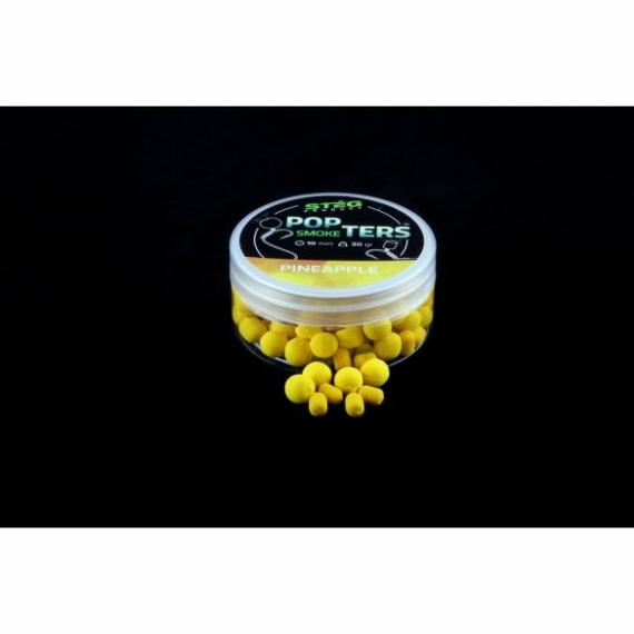 Stég Product Upters Smoke Ball 7-9mm Pineapple - balanszírozott csali 30g ananász ízben