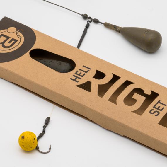 Heli Rig Set - Spinner X Rig
