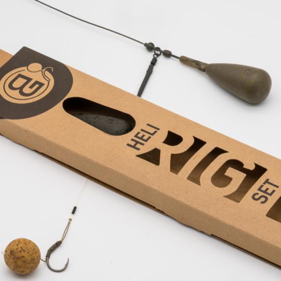 Heli Rig Set - Combi X4 Rig