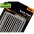 Kép 2/2 - Fox Edges Boilie Stops Micro Clear - bojli stopper áttetsző színben mikró méretben