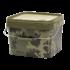 "Kép 3/4 - Korda Compac 5L, 10L, 17L Bucket - ""camo"" mintás 5L/10L/17L-es vödör fedéllel"