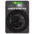 """Kép 1/3 - Korda Dark Matter Action Pack Silt - ólomkapocs szett """"iszap"""" színben"""