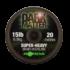 Kép 1/3 - Korda Dark Matter Braid 20-30 lb - nehezített fonott előkezsinór 20 méter