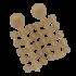 Kép 2/3 - Korda Hook Bead Medium/Large - horoggyöngy 2 féle méretben