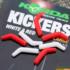Kép 1/4 - Korda Kickers Red/White Size L - horogbefordító piros/fehér L-es méret