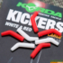 Kép 1/4 - Korda Kickers Red/White - horogbefordító piros-fehér L-es és M-es méretekben