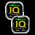 Kép 1/2 - Korda IQ Fluorocarbon Hooklink - előkezsinór 20-25 lb 20m