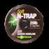 Kép 3/3 - Korda N-Trap Soft Hooklink  15-20-30 lb - előkezsinór Gravel(sóder) , Green (zöld) , Silt (iszap) színben ,20 méter