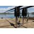 Kép 2/2 - Korda Stainless Steel Singlez 4,5 - 2 botos buzzbar kereszttartó (11,43cm)