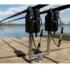 Kép 2/2 - Korda Stainless Steel Singlez Stage Stand - stégtalp (2db)