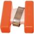 Kép 1/2 - Gardner H-Block Marker Float - lepörgő bója