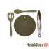 Kép 1/3 - Trakker Armolife 4 Pieces Silicone Utensil Set - 4 részes szilikon kemping főző szett