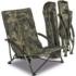 Kép 1/2 - Solar Tackle Undercover Camo Easy Chair Low - alacsony könnyű kamo szék