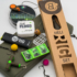 Kép 3/3 - Heli Rig Set - Combi X4 horogelőkével